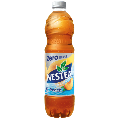 NESTEA ZERO ICE TEA BARACKOS 1,5L