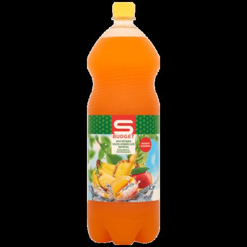 S-BUDGET MULTIVITAMIN ÜDÍTŐITAL 2L
