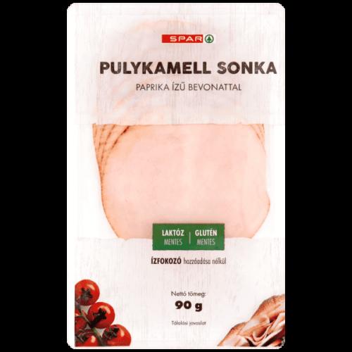 SPAR PAPRIKÁS PULYKAMELL SONKA 90G