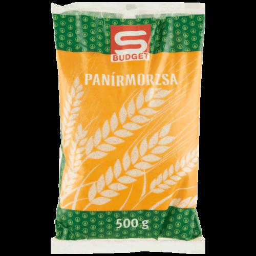 S-BUDGET PANÍRMORZSA 500G