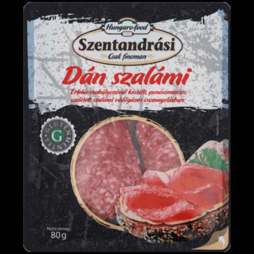 SZENTANDRÁSI DÁN SZALÁMI 80G