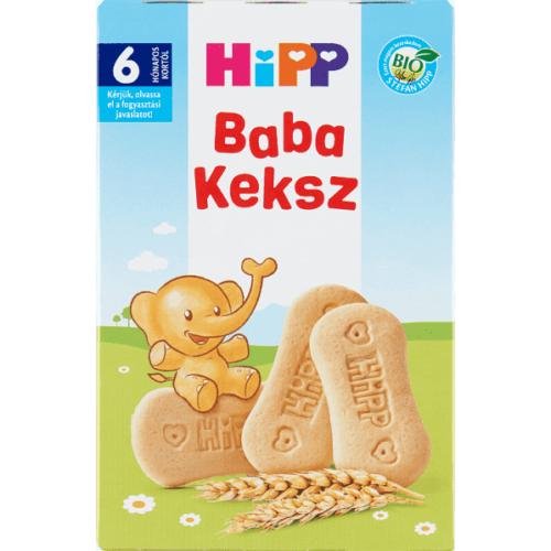 HIPP BIO BABAKEKSZ 6 HÓNAPOS KORTÓL 150 G