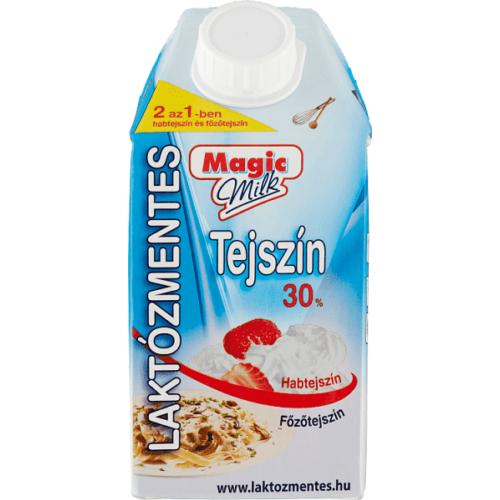 MAGIC MILK LAKTÓZMENTES UHT TEJSZÍN 30% 0,5 L